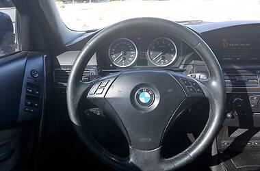 Седан BMW 525 2005 в Запоріжжі