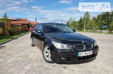 Седан BMW 525 2005 в Івано-Франківську