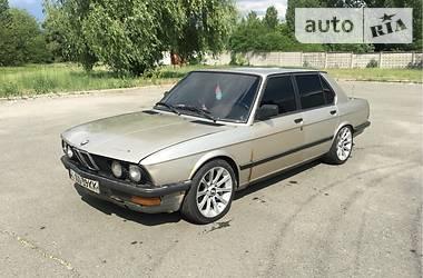 BMW 528 1983