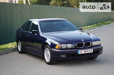BMW 528 1997 в Ивано-Франковске