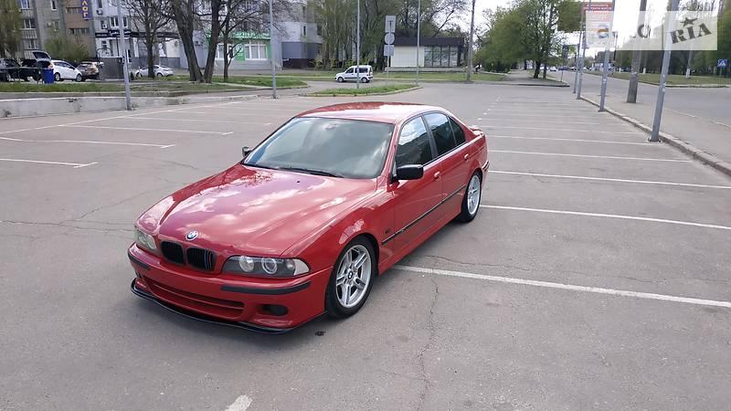 BMW 5 серия 1999 года в Николаеве