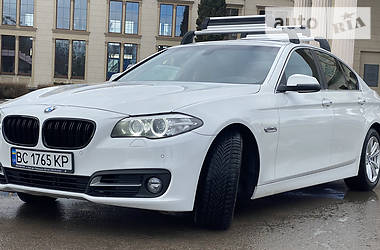 BMW 528 2014 в Львове