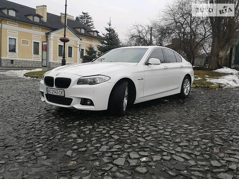 Седан BMW 528 2012 в Луцьку