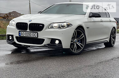 BMW 528 2014 в Хусте
