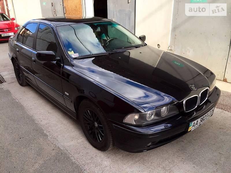 BMW 530 2001 в Києві