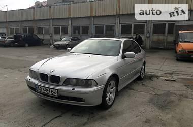 BMW 530 2001 в Ужгороде