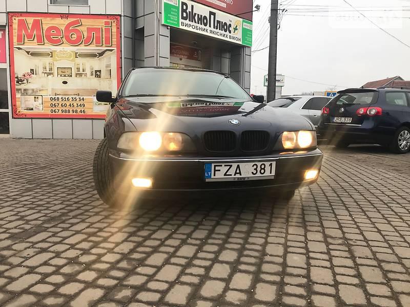 BMW 530 2000 в Тячеве