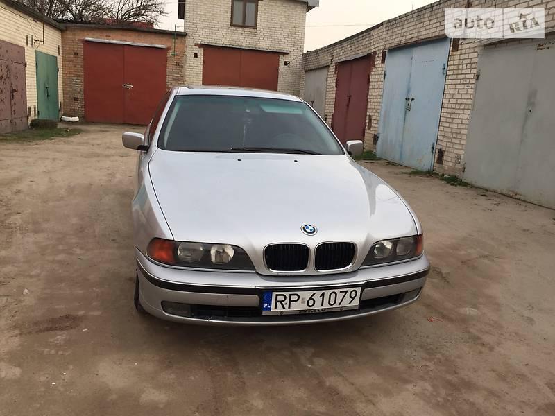 BMW 530 2000 в Луцке
