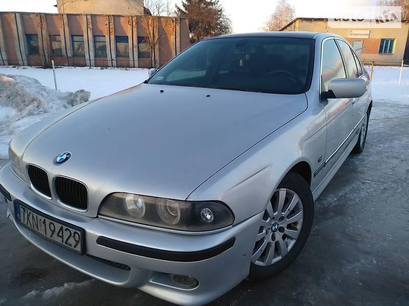 BMW 5 серия 2000 року в Рівне