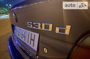 BMW 530 2000 в Одессе