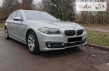 BMW 530 2014 в Львове