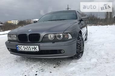 BMW 530 2002 в Львове