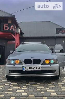 Унiверсал BMW 530 2001 в Тячеві