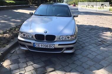 Седан BMW 530 1999 в Черновцах