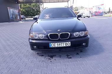 Универсал BMW 530 2001 в Черновцах