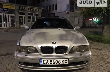 Унiверсал BMW 530 2003 в Чернівцях