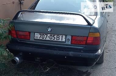Седан BMW 530 1989 в Одессе