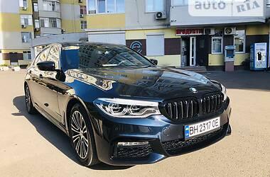 Седан BMW 530 2019 в Киеве