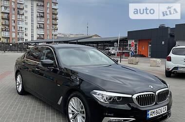 Седан BMW 530 2017 в Житомире