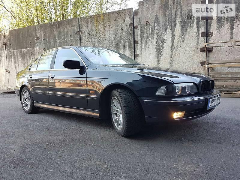 BMW 535 1999 в Черновцах