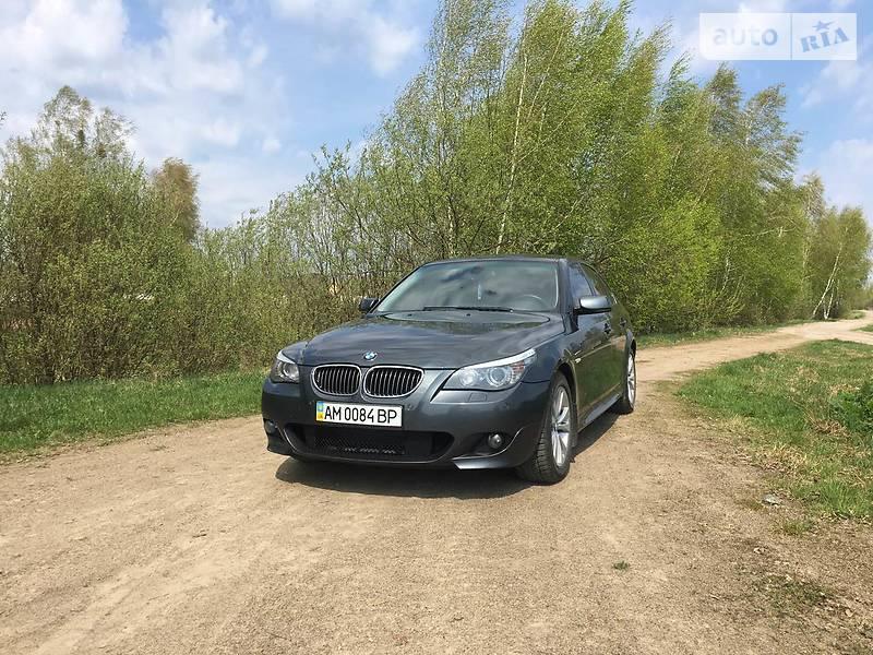 BMW 535 2008 в Олевске
