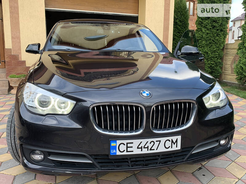 BMW 535 2014 в Черновцах