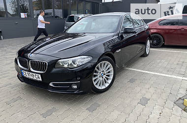 BMW 535 2013 в Черновцах