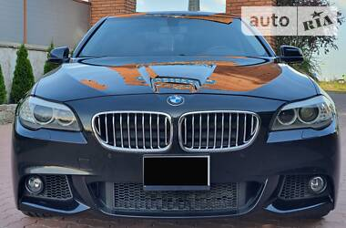 Седан BMW 535 2013 в Виннице