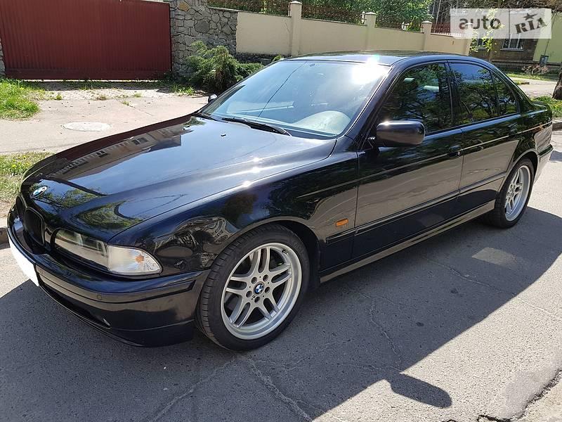 BMW 540 2002 в Киеве