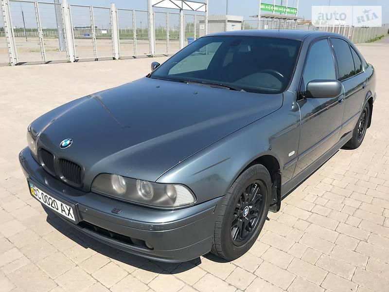 BMW 540 2003 в Львове