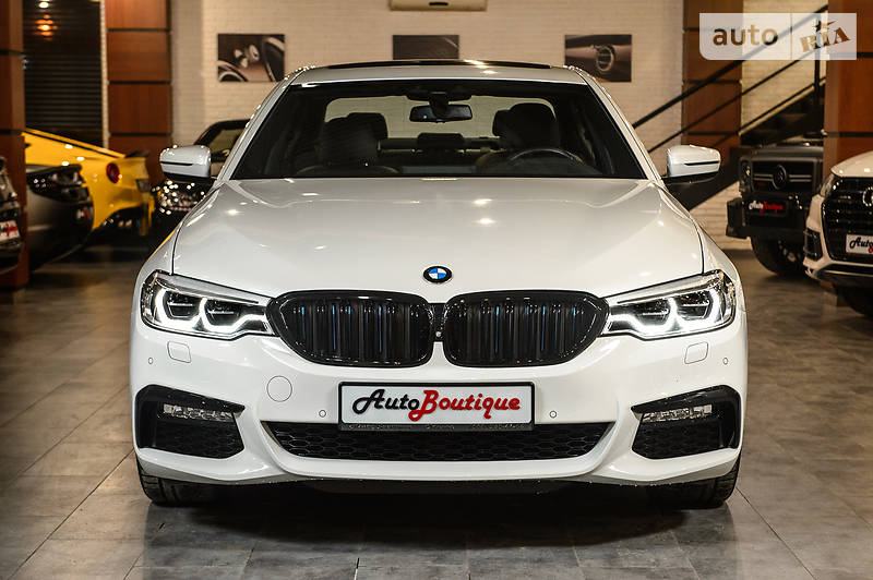 BMW 5 серия 2017 года в Одессе