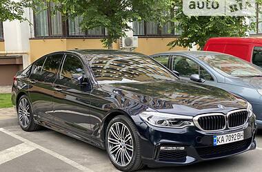 Седан BMW 540 2016 в Киеве