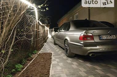 Седан BMW 540 2001 в Лубнах