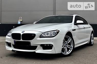 BMW 6 Series Gran Coupe 2013 в Киеве