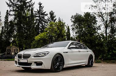 BMW 6 Series Gran Coupe 2016 в Львове