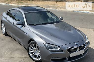 BMW 6 Series Gran Coupe 2014 в Одессе