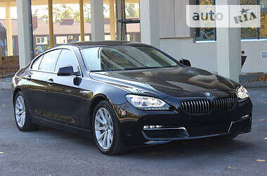 BMW 6 Series Gran Coupe 2013 в Днепре