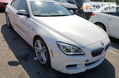 BMW 6 Series Gran Coupe 2017 в Одессе