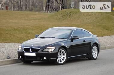 BMW 630 2007 в Дніпрі