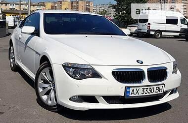 BMW 630 2008 в Харкові