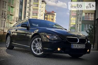 BMW 630 2005 в Івано-Франківську