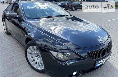 BMW 630 2005 в Одесі