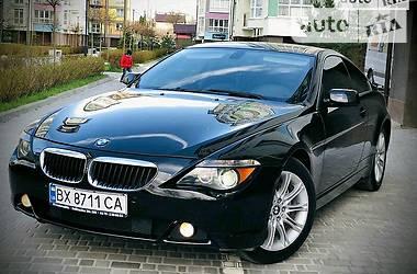 Купе BMW 630 2005 в Ивано-Франковске
