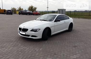 Купе BMW 630 2008 в Черкасах