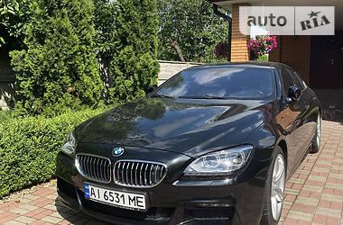 Седан BMW 640 2012 в Киеве