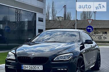 Седан BMW 640 2016 в Одессе