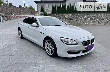 Седан BMW 640 2013 в Одесі