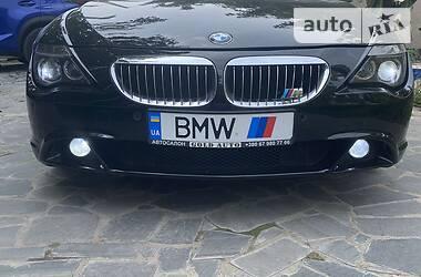 BMW 645 2004 в Умани