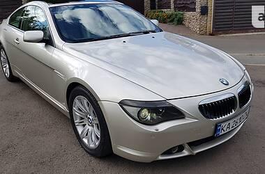 Купе BMW 645 2004 в Києві