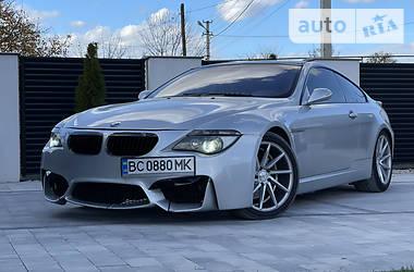 Купе BMW 645 2003 в Тернополі